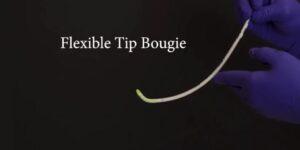 bougie mit flexibler spitze, intubationskatheter